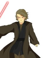 Star Wars- Anakin Skywalker by TheFresco