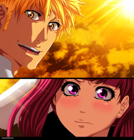 Bleach 627  _ Could You Stay Here by I-DEVOS