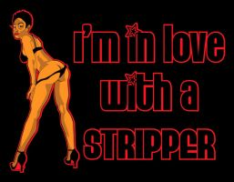 stripper by funkydoodler