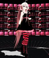 Dance Party IA - Download by SapphireRose-chan