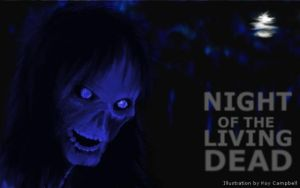 Night of The Living Dead by NM8R-KJC
