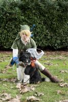 Legend of Zelda:Twilight Princess by kura-and-something