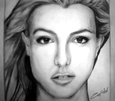 Britney Spears by zainadeel
