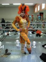 I played Demeter in CATS by ChaseLee-LIA
