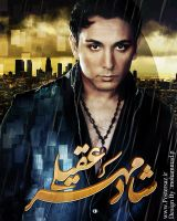 Shadmehr Aghili Poster by Mohammad-GFX