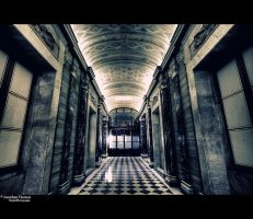 Into the Chamber by JonnyGoodboy