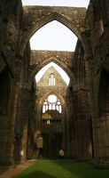 Tintern Abbey 24 - Stock by OghamMoon