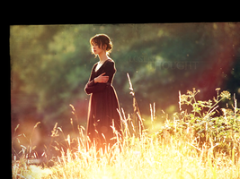 Lost in Thought P+P wallpaper by olde-fashioned