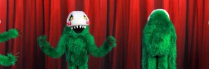 Jet - monster puppet - Hulgreen photos by TakShadoWing
