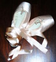 dance shoes by melame
