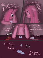 Pinkamena's Thoughts - Part 2 by FallenInTheDark