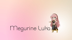 Megurine Luka - Vocaloid by SwoaXz