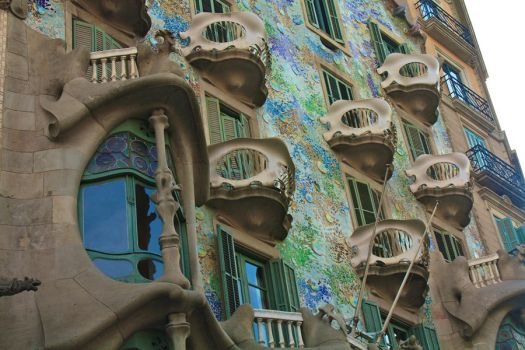 Gaudi by Stanjamme