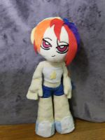 PSG Rainbow Dash Plush by Chanditoys