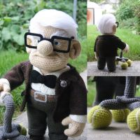 Mr. Fredricksen by aphid777
