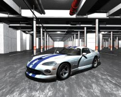 Dodge Viper GTS by TonyHarris