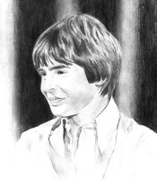 Davy Jones of the Monkees by themorningmuse