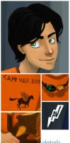 Percy details by realgoodpizza