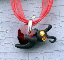 Cute Heartless Charm II by PaintIt13lack