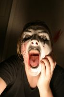 Decaying Mime 04 by Della-Stock