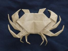 A Crab To Be Proud Of by LoDuris