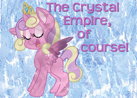 Crystal Empire by Srsishere