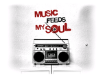 Music feeds my soul by ManatheDMG