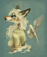 A lovely creature by Mentalities