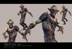 Goblin Pose Test by jele67
