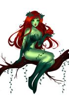 Poison Ivy by AlcoholicRattleSnake