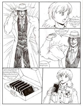Hellsing Growth Comic Pg 2 by GrandMasterLucilious
