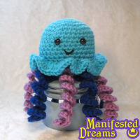 Blue Jelly Plush by ManifestedDreams