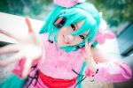 Miku: Cheery by missdeliri