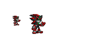 Metal Shadow Sprite by Noland005