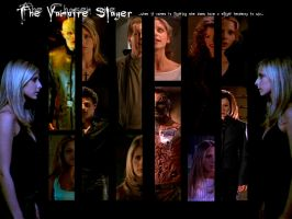 The Big Bads of BtVS by Smile-for-real
