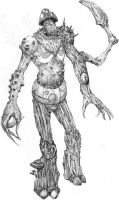 Mushroomhead dendroid by freez2004