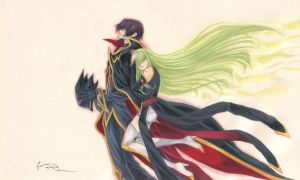 Code Geass: I Will Always Be Here For You by Nick-Ian