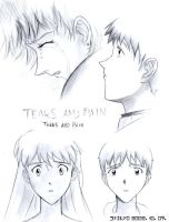 Tears And Pain by stikyo