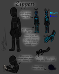 Zippers Reference Page by GingaAkam