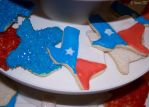 Twisted Tales of Texas Landmarks - Cookies by BPHaines