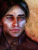 Inquisitor Blaise Trevellyan. by olivegbg