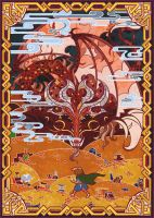 nest of Smaug by breathing2004