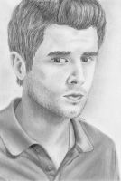 James Roday by luckynumber44