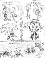 AHS Invader zim Pg7 by shnackeater