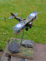 Spad XIII C1 Model by Party9999999