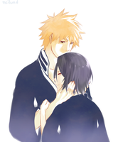 IchiRuki Mini Sketchbook~ by Neilund