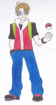 Hetalia x Pokemon (America) by MalteseSparrow