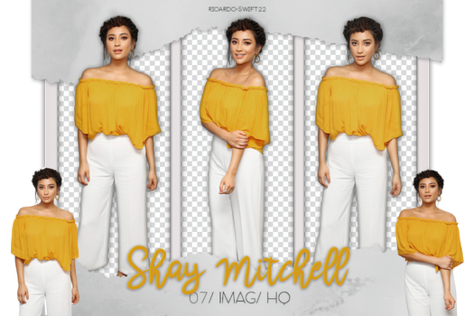 Photopack Png Shay Mitchell 08 by Ricardo-Swift22