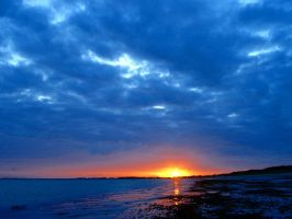 holiday sunset 13 by Dieffi