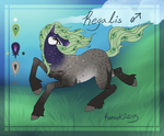 Regalis Reference Sheet by Kama-ItaeteXIII